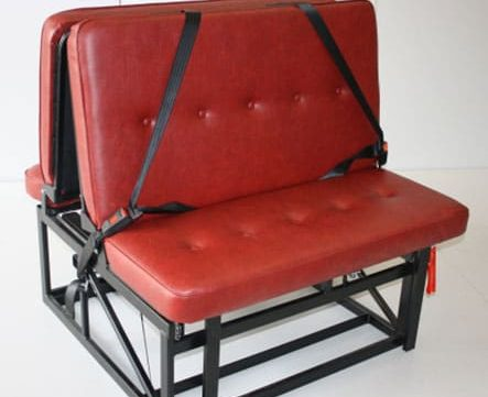 Rock and Roll Seating Systems