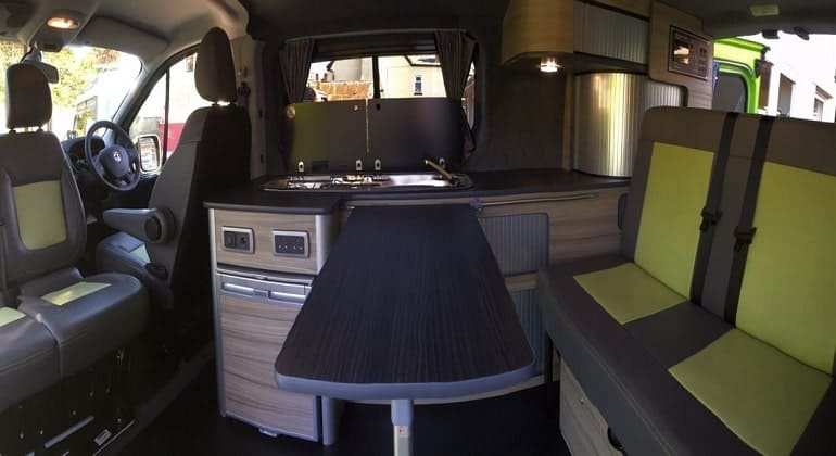 Vw T5 Campervan Conversion Camper Conversions