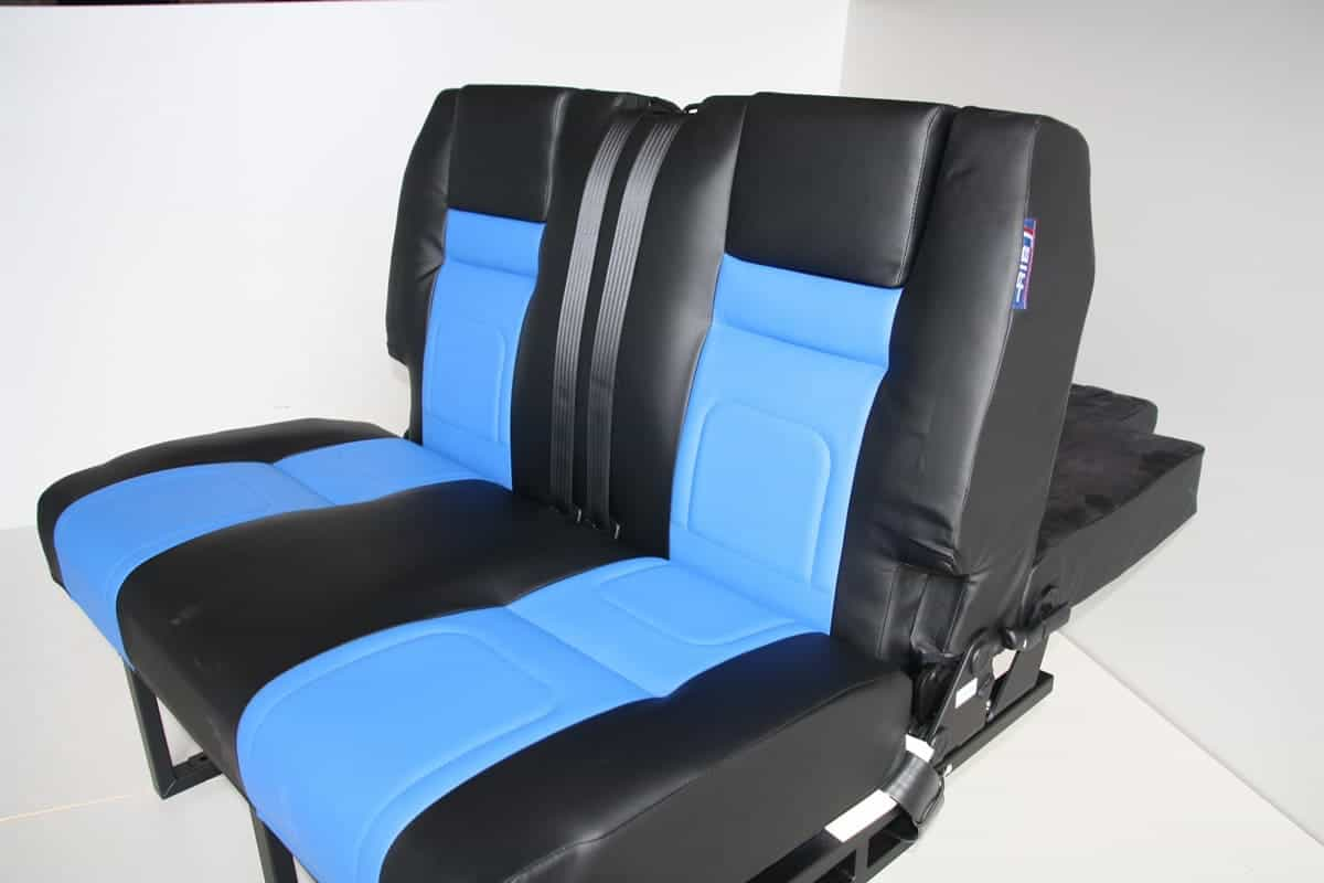120cm Width - Two-seater Without Slider