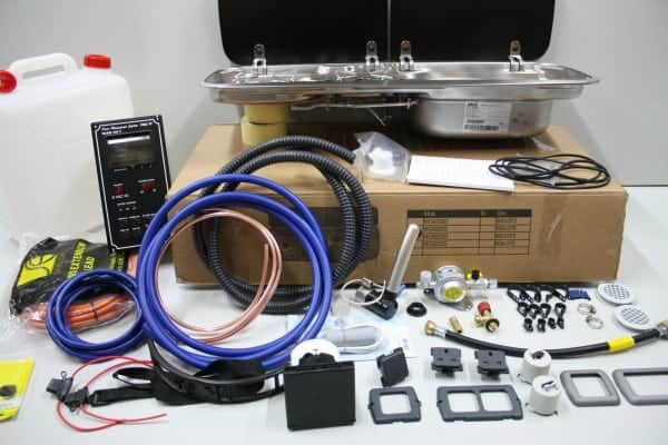 Hob, Sink and Power Management Kit