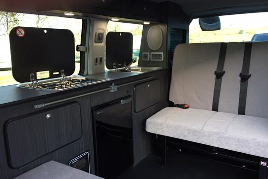 Mazda Bongo Campervan Conversions Uk
