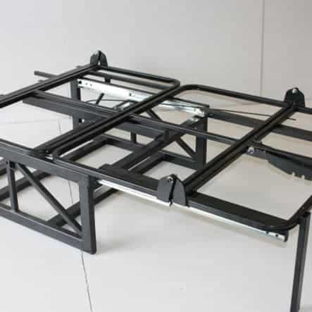 2 seater frame flat