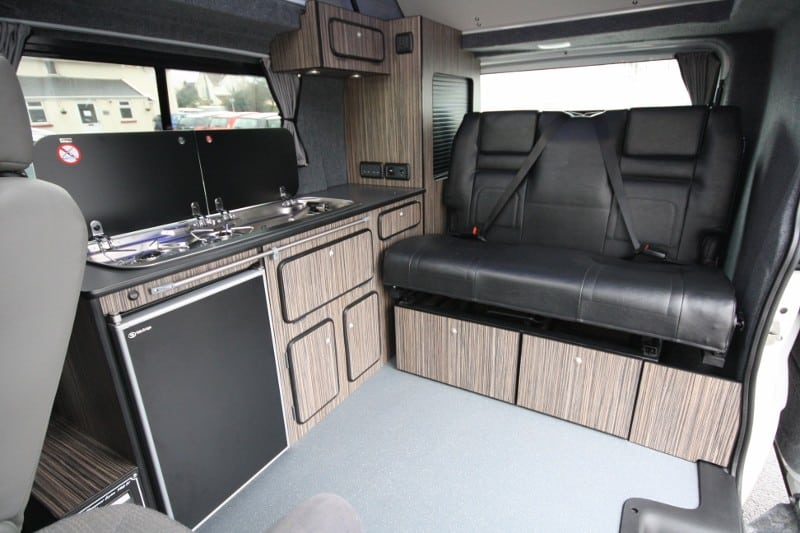 Vw T5 T6 Camper Van Conversion Smev 9222 Waeco Cr50