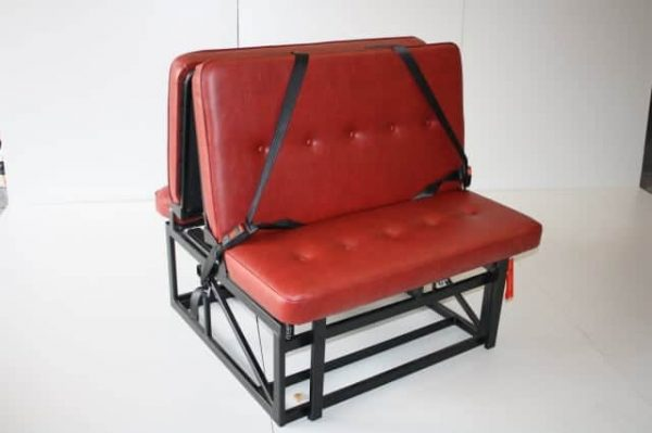 Rock and roll seat 7