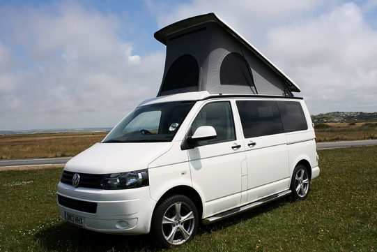 Renault Trafic Campervan Conversions Uk