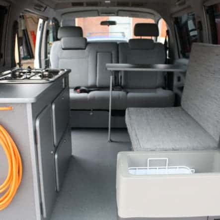 Mini Tourer For Mazda Bongo Campervan Conversions