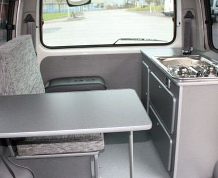 Custom Campervan Conversions