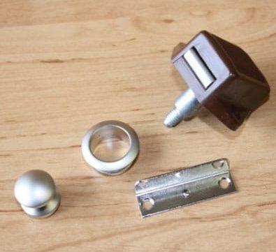 push lock latch kit