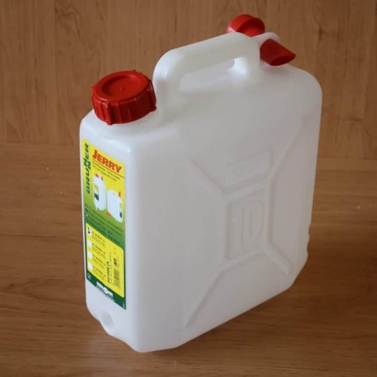 10L water container