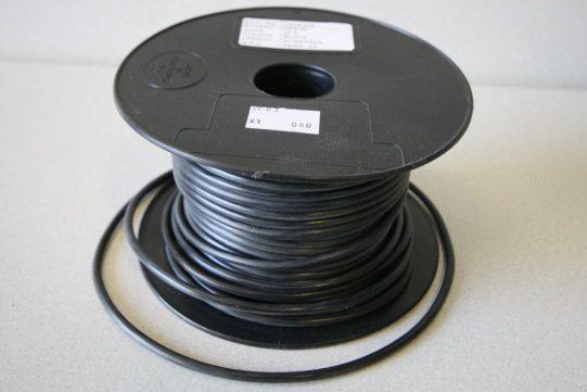 10m x 44 Strand Cable Black EL WR 44B
