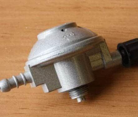 907 Gas Regulator
