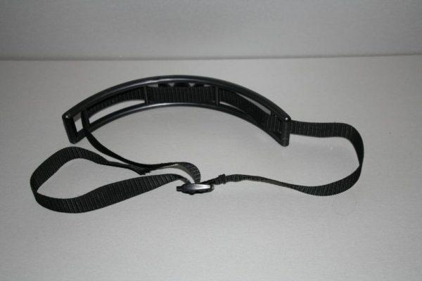 Gas bottle strap