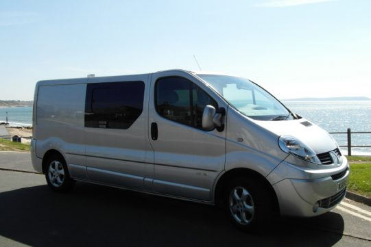 T5 Campervan Conversions for sale