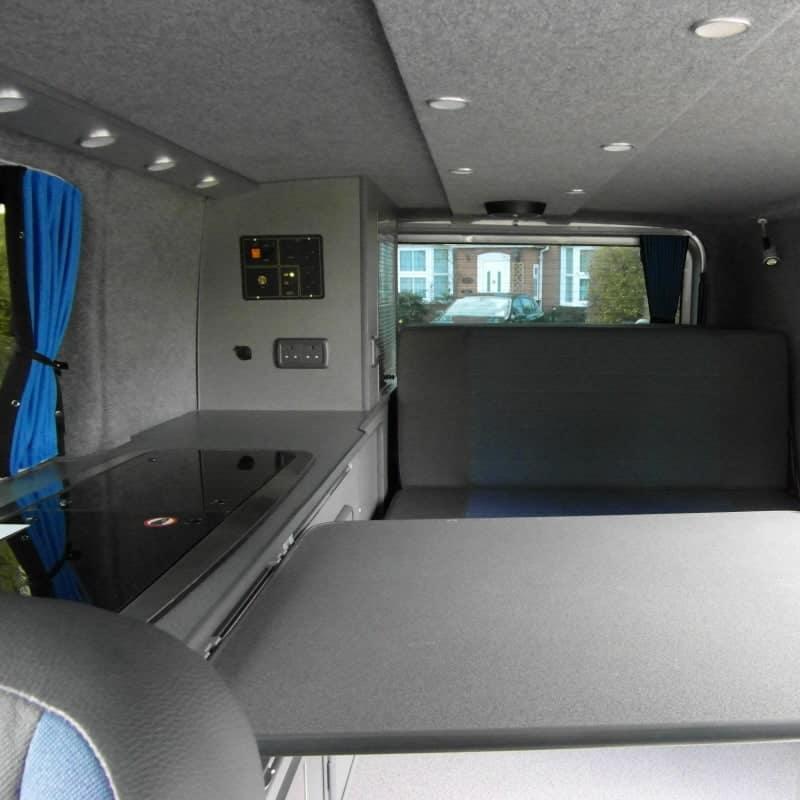Renault Trafic Sport >> Renault Trafic LWB Sport Campervan - Clearcut Conversions