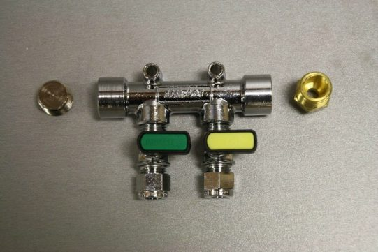 double isolator 1