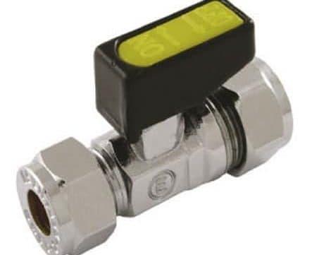 campervan gas parts - gas isolator valve