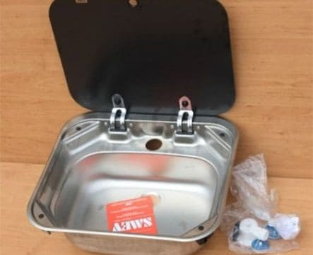 Campervan Sinks