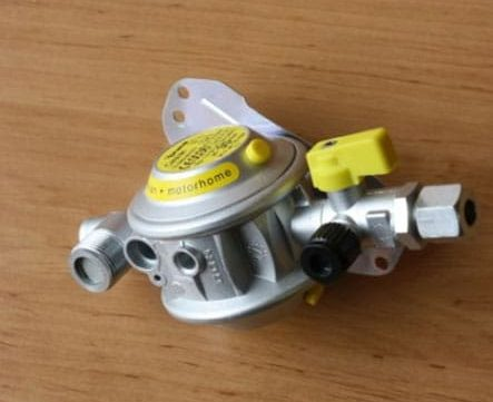 Campervan Gas Parts - Truma Regulator