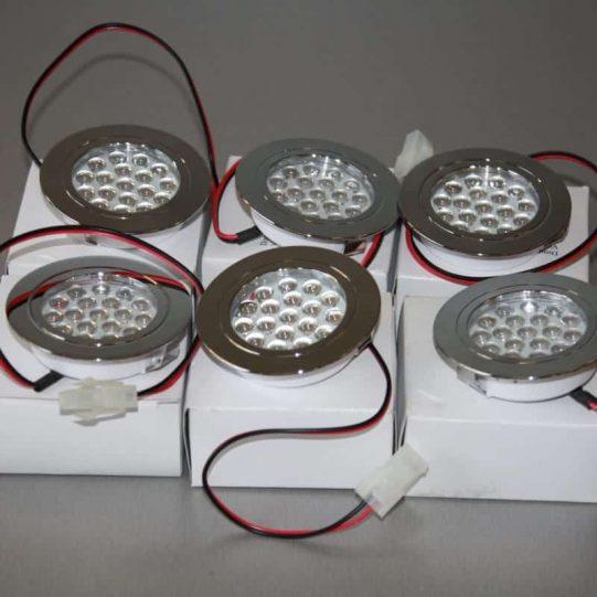 6 x 12V spotlight