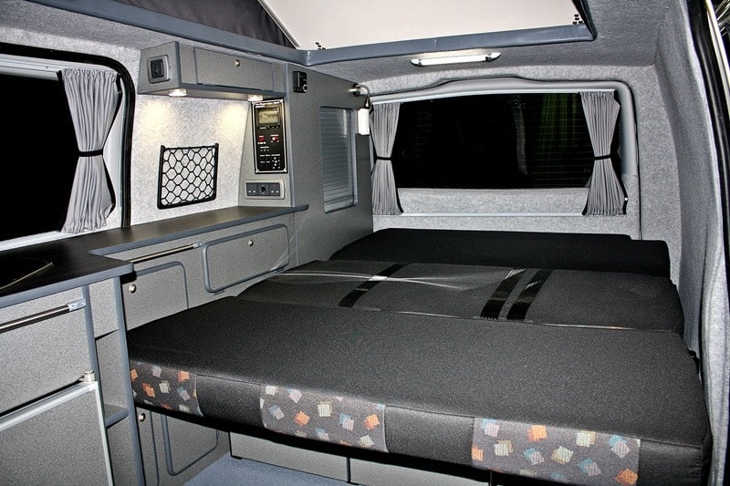Tourer Slimline Mercedes Vito Or Similar Campervan Conversion Camper