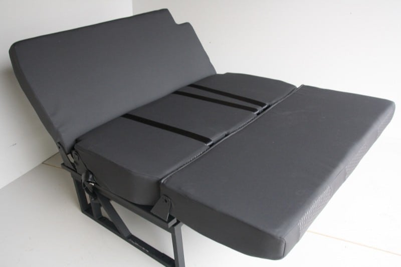 Rib Altair Three Seater 130cm Campervan Seat Bed Vw T5