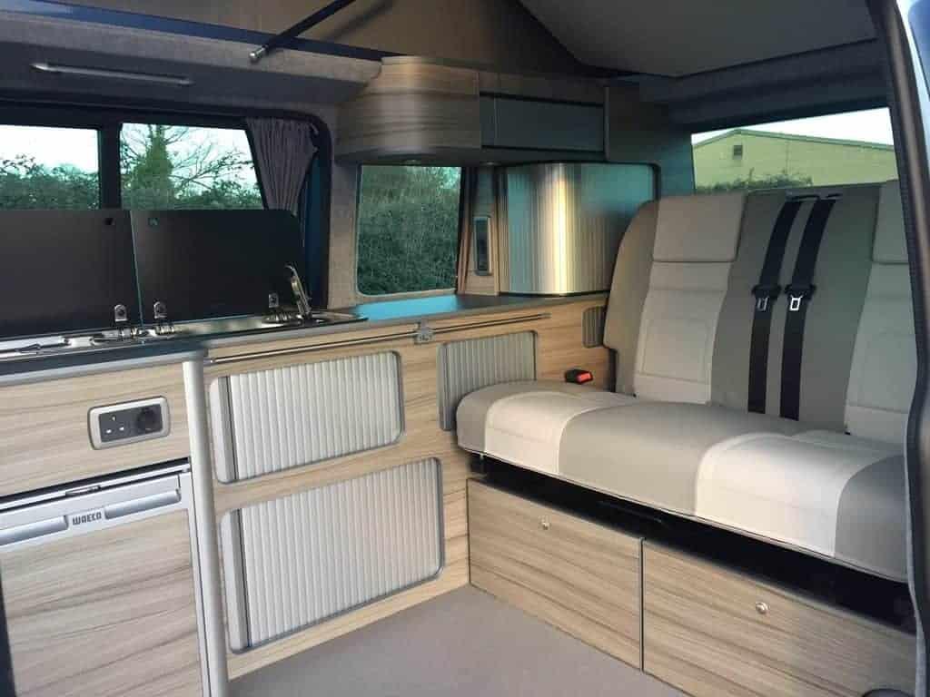 Mercedes Vito Camper Conversion Kit