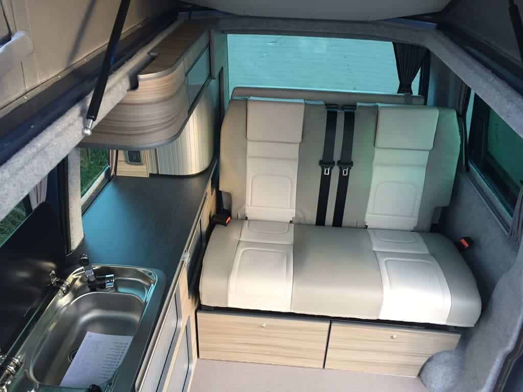 Mercedes Vito Campervan Conversion Vito Camper Conversion