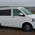 White VW 1
