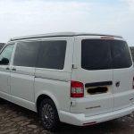 White VW 3