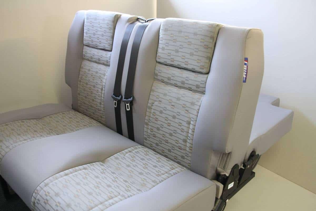 RIB Altair 112cm Campervan Seat VW T5 Place