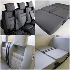 RIB Seating Systems