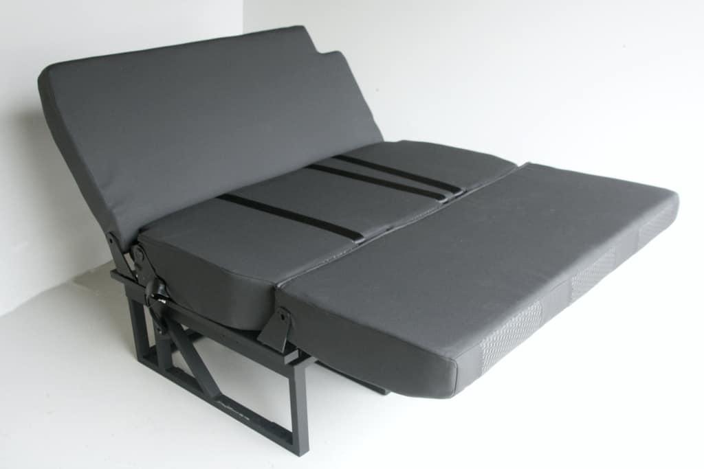 RIB Altair 112cm Seat / Bed, VW T5 Tassimo, Sliding Seat