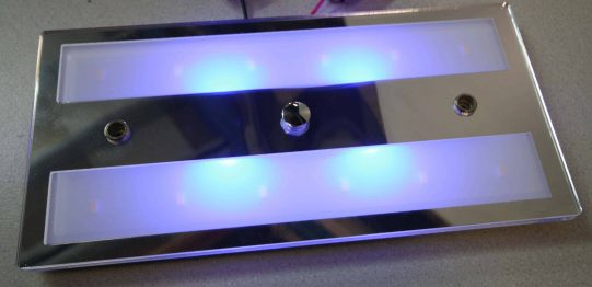 Rectangle Dimmable