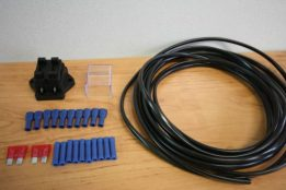 10m 12v Wiring Loom Kit EL004