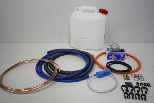 Gas and Water Kit for Smev 9222 GS SIK WIK 20