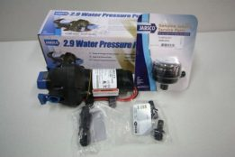Jabsco 2.9 Water Pump WW P JAB
