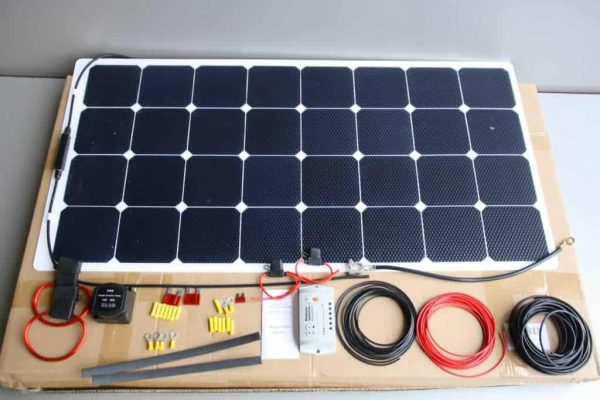 Updated Solar Panel Kit pic