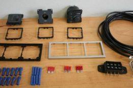 12v Socket 12v Dimmer Switch Battery Monitor Wiring Kit CBE TEK 12 DIM BT SQ e1480608159689