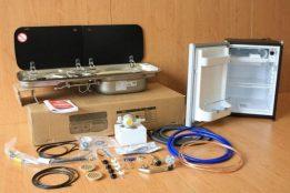 Hob, Sink & Fridge Kits