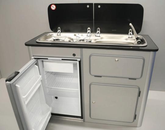 Westward Ho Pod Unit 50l Fridge 12v Compressor Fridge