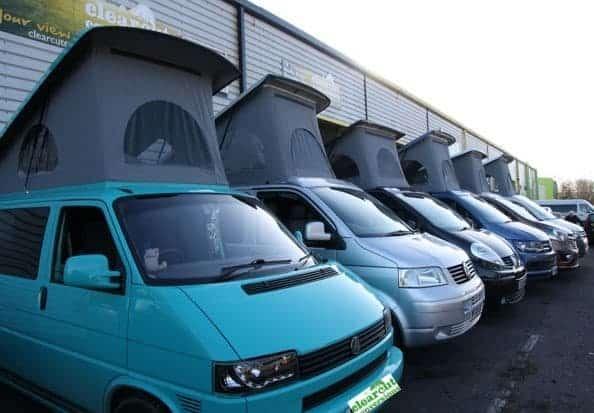conversions vans