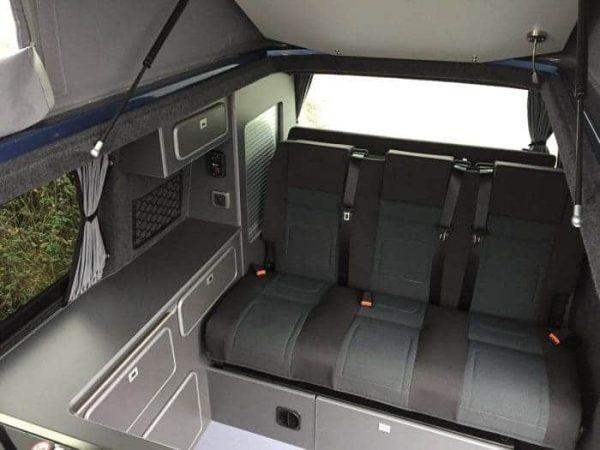Renault Trafic Camper Van Conversion Vivaro Camper Conversion