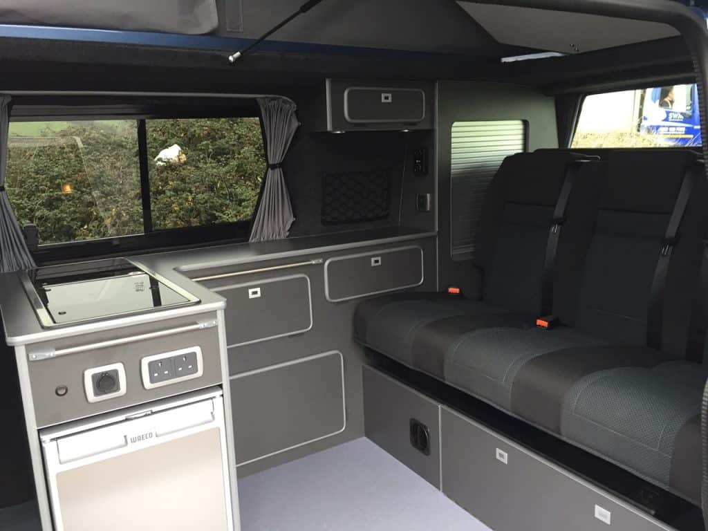 Tourer Slimline Vw T5 Or Similar Campervan Conversion