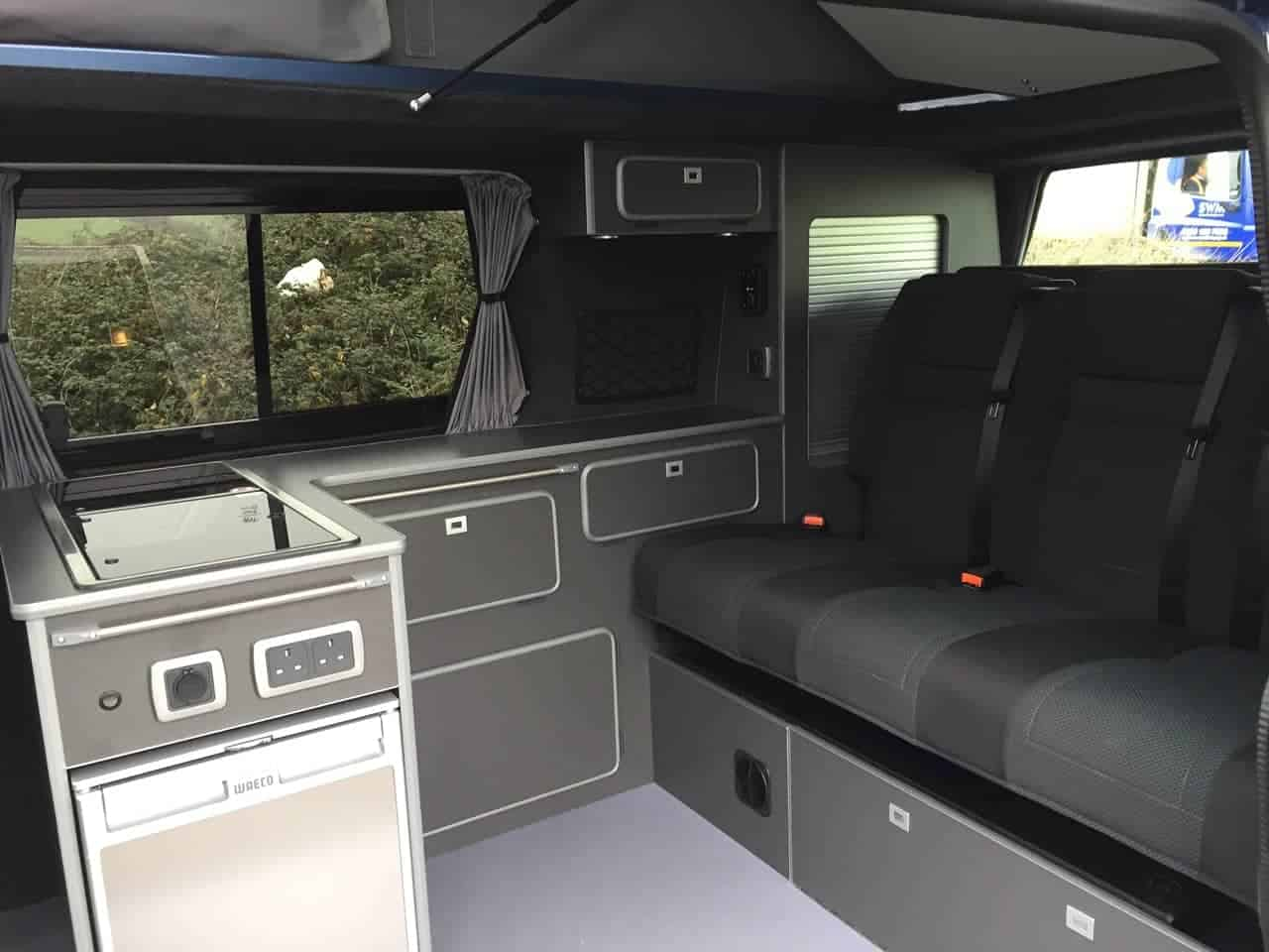 tourer slimline mercedes vito  similar campervan conversion camper conversion