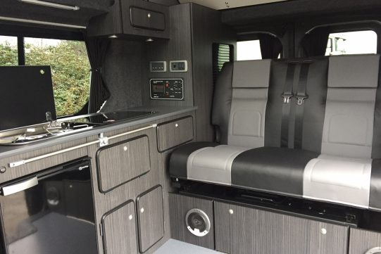 Renault Trafic Campervan Conversions Uk