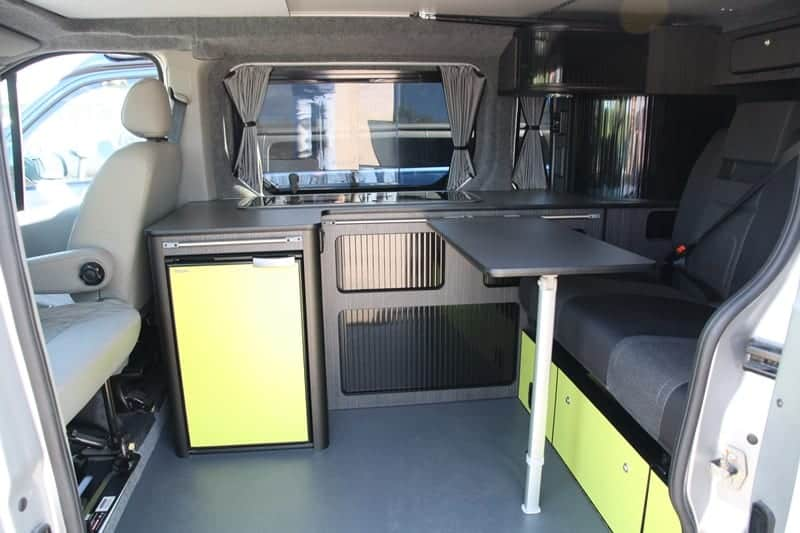 Renault Trafic Tourer Curve Campervan Conversion