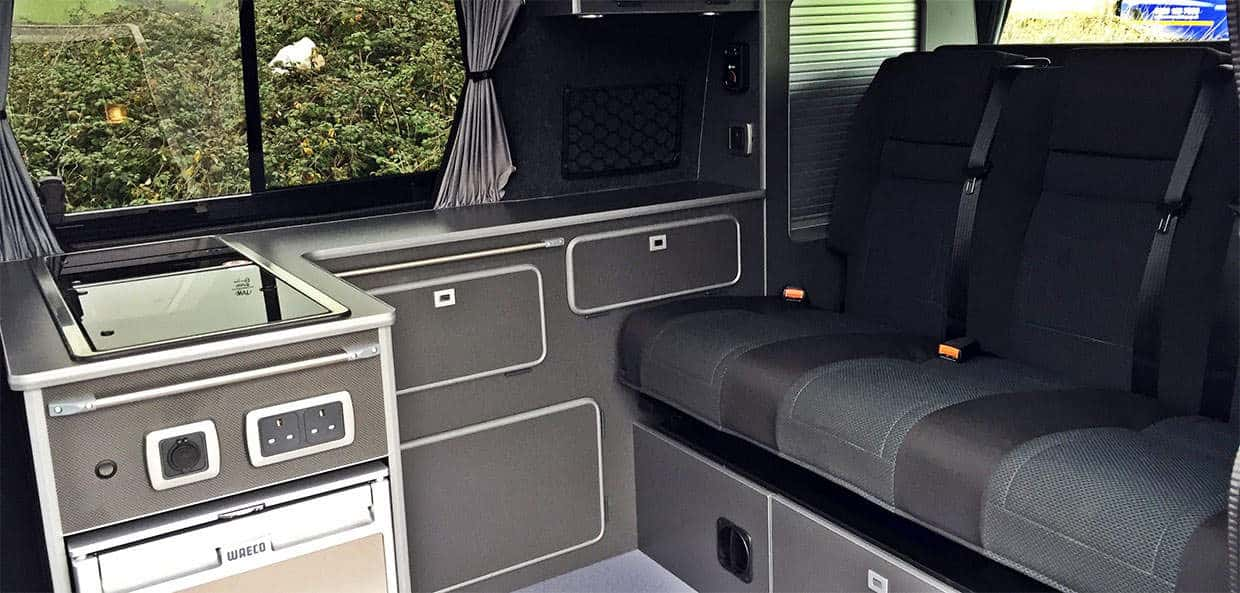 t5 campervan conversions