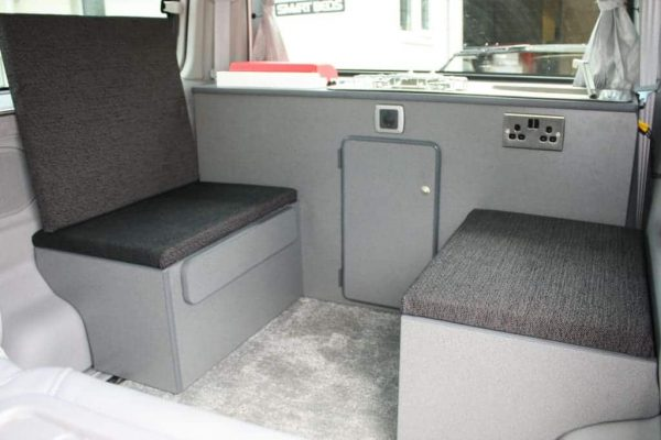 rear weekender box seats