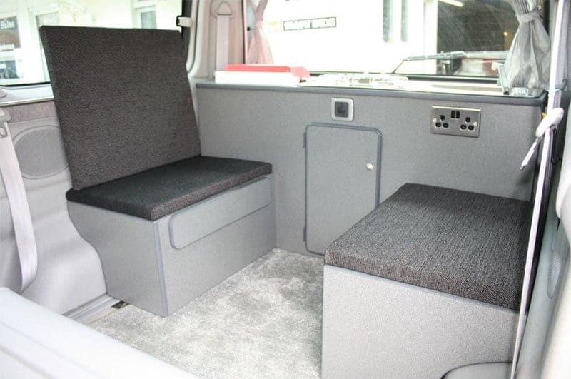 Rear Weekender Mazda Bongo Campervan Conversion