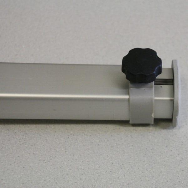 Reimo Adjustable Folding Table Leg Rail And Clips